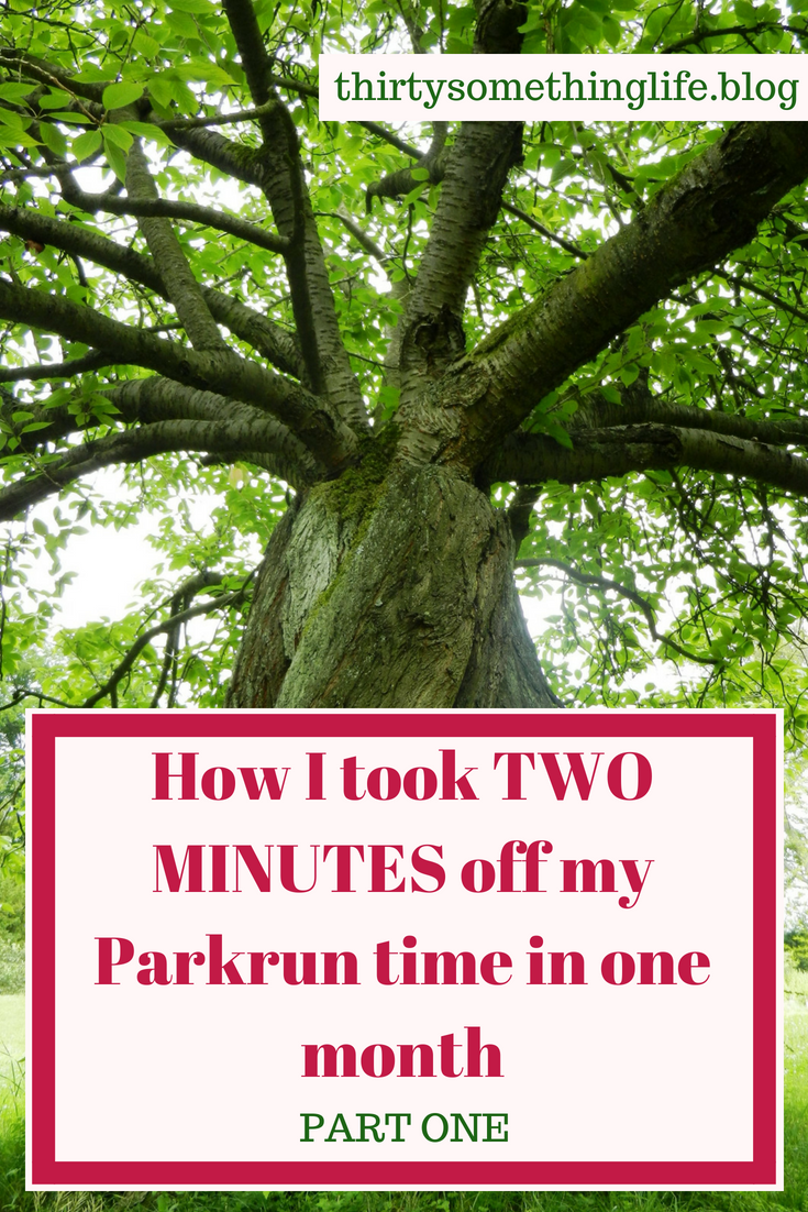 How I took two minutes off of my Parkrun time in ONE MONTH: Part One, running-specific adjustments